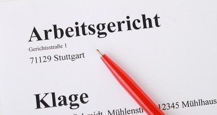 Info Arbeitsrecht Hamburg Klage Arbeitsgericht