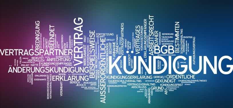 Info Arbeitsrecht Hamburg Kündigung Arbeitsvertrag