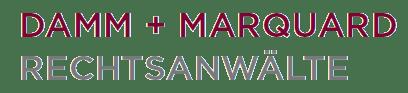 Logo RechtsanwaltsKanzlei Damm • Marquard • Wilke  für Arbeitsrecht und Familienrecht in Hamburg